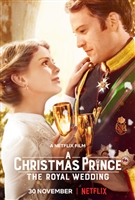 A Christmas Prince: The Royal Wedding movie poster