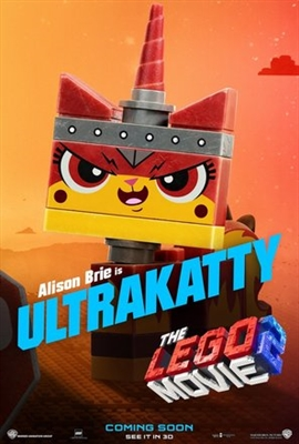 The Lego Movie 2: The Second Part poster #1597088