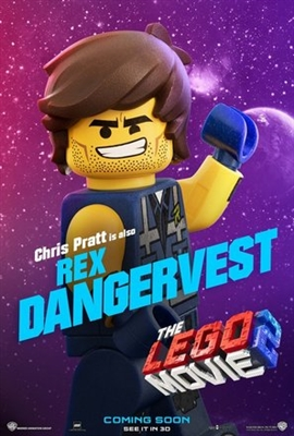 The Lego Movie 2: The Second Part poster #1597092