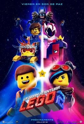 The Lego Movie 2: The Second Part poster #1597202
