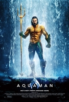 Aquaman #1597243 movie poster