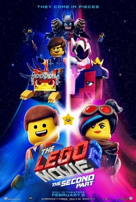 The Lego Movie 2: The Second Part poster #1597264