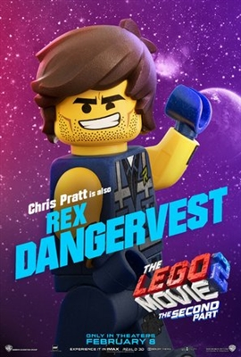 The Lego Movie 2: The Second Part poster #1597267