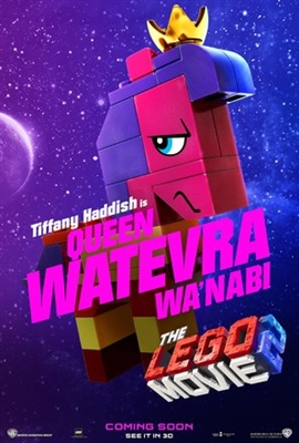 The Lego Movie 2: The Second Part poster #1597344
