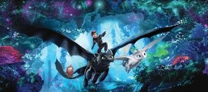 How to Train Your Dragon: The Hidden World poster #1597359