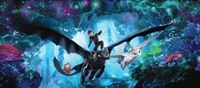 How to Train Your Dragon: The Hidden World #1597359 movie poster