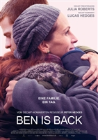 Ben Is Back movie poster