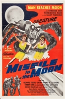 Missile to the Moon movie poster