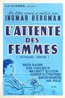 Kvinnors väntan movie poster