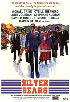 Silver Bears poster #1599154