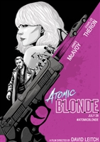 Atomic Blonde: Story in Motion movie poster