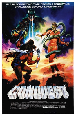 Conquest poster #1599762