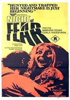 Night of Fear movie poster
