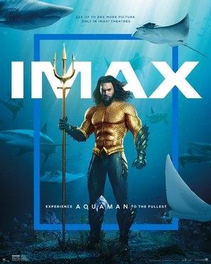 Aquaman poster #1600006