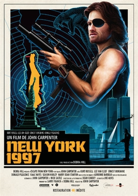 Escape From New York poster #1600022