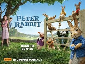 Peter Rabbit poster #1600024