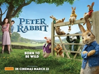 Peter Rabbit #1600024 movie poster