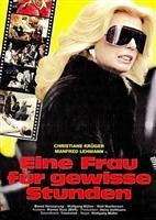 Eine Frau für gewisse Stunden movie poster