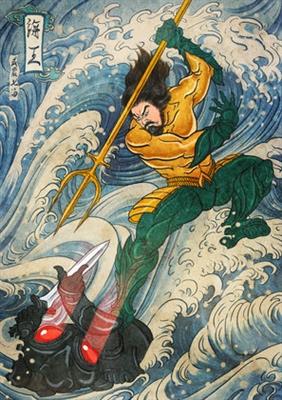 Aquaman poster #1600777