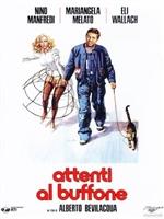 Attenti al buffone movie poster