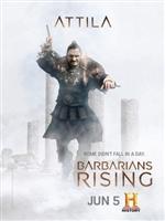 Barbarians Rising movie poster