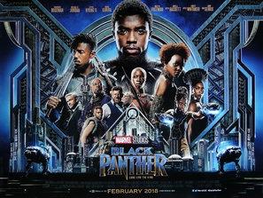 Black Panther poster #1601385