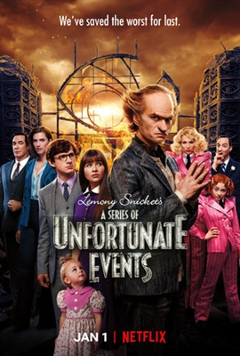 A Series of Unfortunate Events poster #1601395
