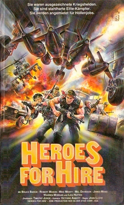 Heroes for Hire poster #1601706