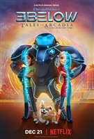 3Below: Tales of Arcadia movie poster