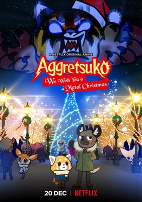 Aggretsuko poster #1601997