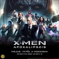 X-Men: Apocalypse #1602224 movie poster