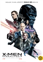 X-Men: Apocalypse #1602225 movie poster