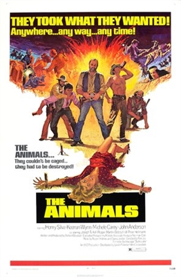 The Animals poster #1602552