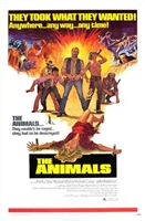 The Animals movie poster