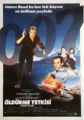 Licence To Kill poster #1602756