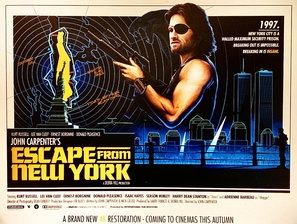 Escape From New York poster #1602890