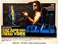 Escape From New York #1602890 movie poster