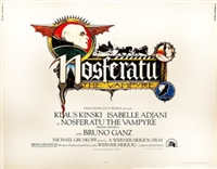 Nosferatu: Phantom der Nacht  movie poster