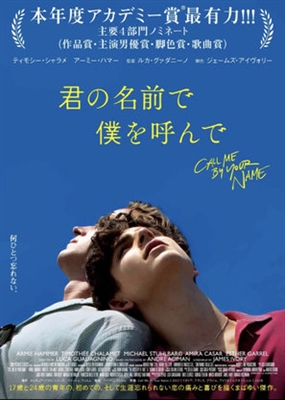 Call Me by Your Name poster #1603336