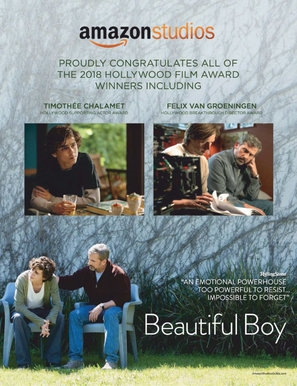 Beautiful Boy poster #1603404