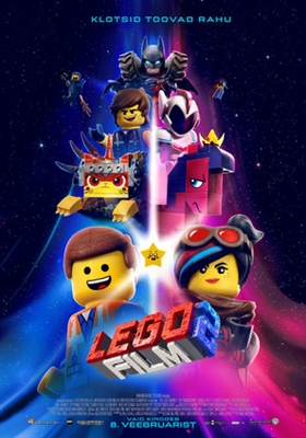 The Lego Movie 2: The Second Part poster #1603542