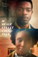 If Beale Street Could Talk movie poster