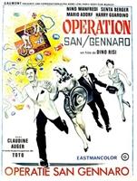 Operazione San Gennaro movie poster