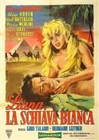 Liane, die weiße Sklavin movie poster