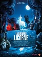 The Last Unicorn movie poster