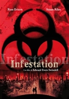 Infestation movie poster