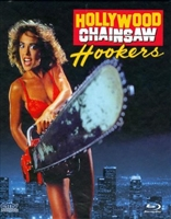 Hollywood Chainsaw Hookers movie poster