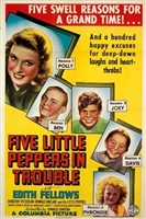 Five Little Peppers in Trouble movie poster