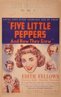 Five Little Peppers and How They Grew movie poster