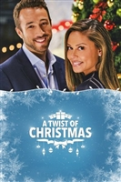 A Twist of Christmas movie poster